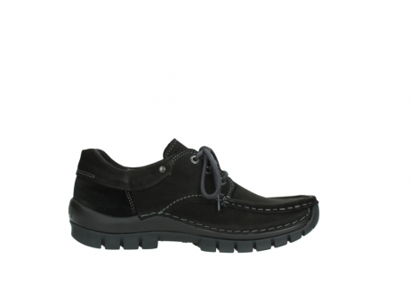 wolky chaussures a lacets 04726 fly winter 50000 cuir noir_13