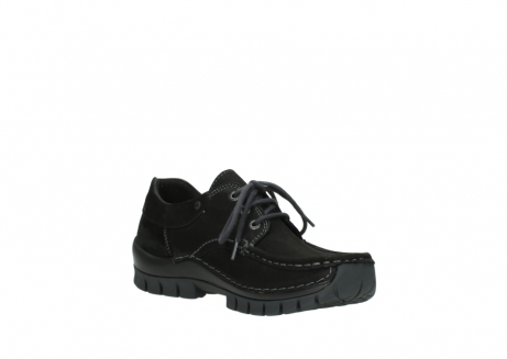 wolky chaussures a lacets 04726 fly winter 50000 cuir noir_16