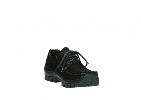 wolky chaussures a lacets 04726 fly winter 50000 cuir noir_17