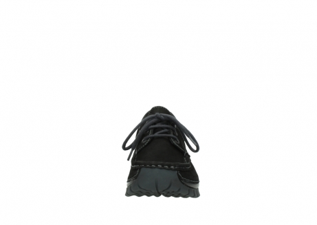 wolky chaussures a lacets 04726 fly winter 50000 cuir noir_19
