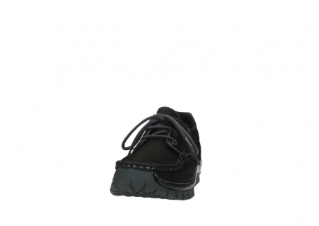 wolky chaussures a lacets 04726 fly winter 50000 cuir noir_20