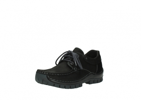 wolky chaussures a lacets 04726 fly winter 50000 cuir noir_22