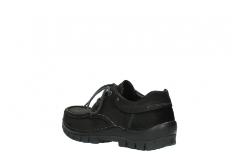 wolky chaussures a lacets 04726 fly winter 50000 cuir noir_4