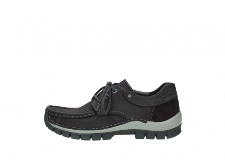 wolky chaussures a lacets 04726 fly winter 50600 cuir violet gris_1