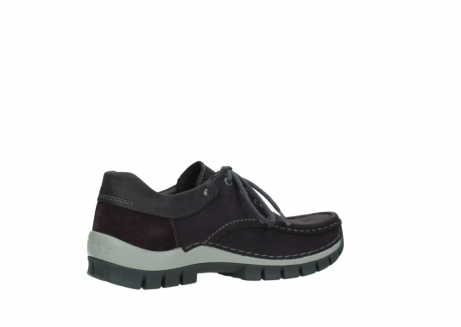 wolky chaussures a lacets 04726 fly winter 50600 cuir violet gris_11