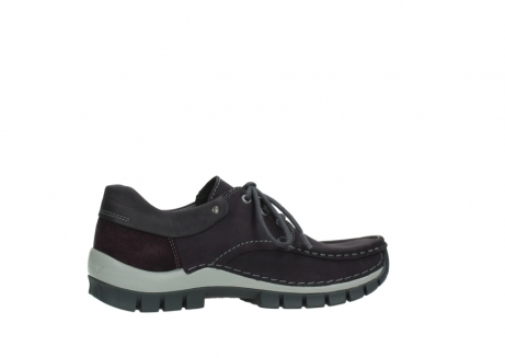 wolky chaussures a lacets 04726 fly winter 50600 cuir violet gris_12