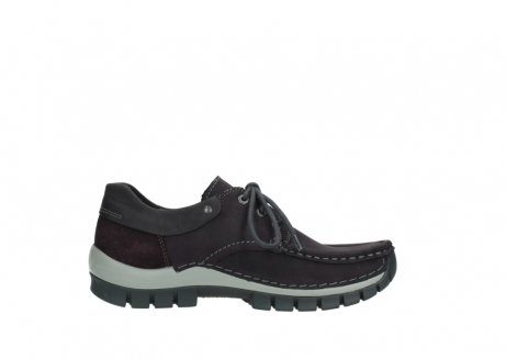 wolky chaussures a lacets 04726 fly winter 50600 cuir violet gris_13