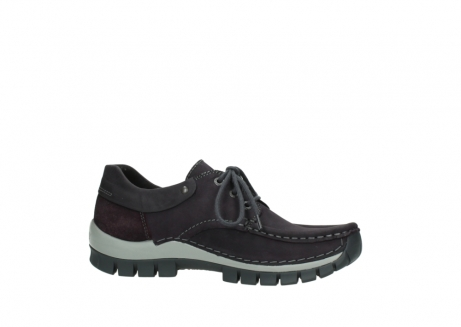wolky chaussures a lacets 04726 fly winter 50600 cuir violet gris_14