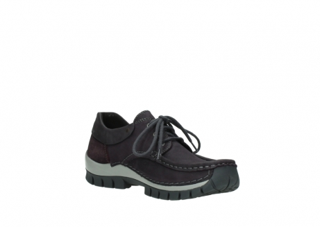 wolky chaussures a lacets 04726 fly winter 50600 cuir violet gris_16