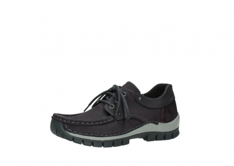 wolky chaussures a lacets 04726 fly winter 50600 cuir violet gris_23