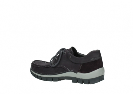 wolky chaussures a lacets 04726 fly winter 50600 cuir violet gris_3