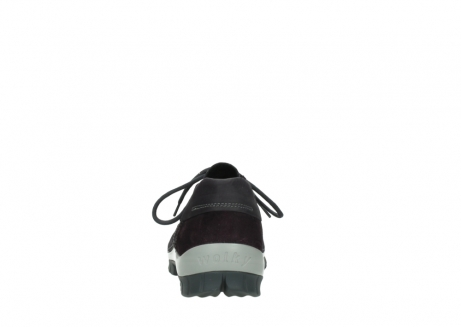 wolky chaussures a lacets 04726 fly winter 50600 cuir violet gris_7