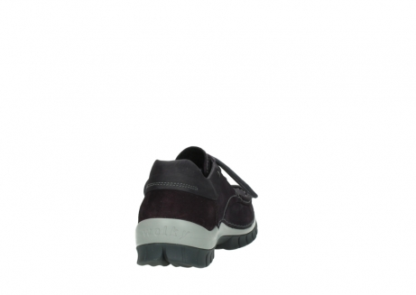 wolky chaussures a lacets 04726 fly winter 50600 cuir violet gris_8