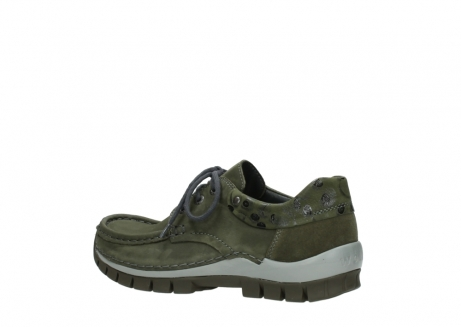 wolky veterschoenen 04726 fly winter 50730 forest groen leer_3