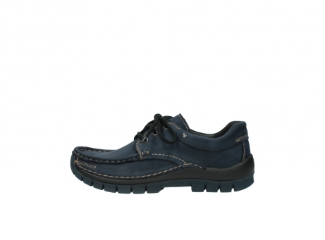 wolky veterschoenen 04726 fly winter 50800 donkerblauw geolied leer_1