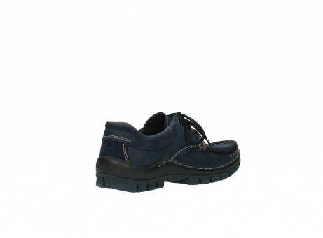 wolky veterschoenen 04726 fly winter 50800 donkerblauw geolied leer_10