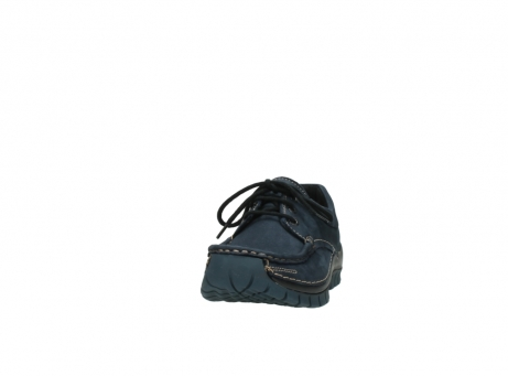 wolky veterschoenen 04726 fly winter 50800 donkerblauw geolied leer_20