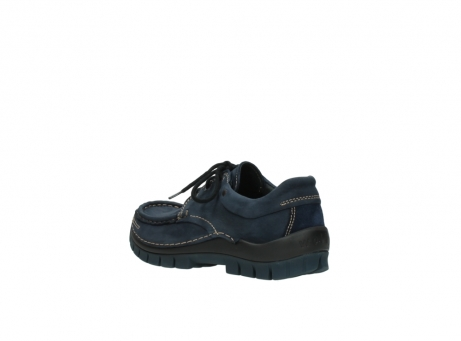 wolky veterschoenen 04726 fly winter 50800 donkerblauw geolied leer_4