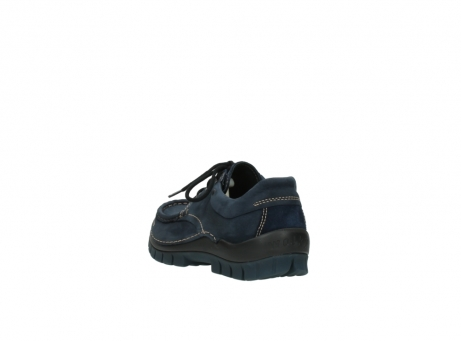 wolky veterschoenen 04726 fly winter 50800 donkerblauw geolied leer_5