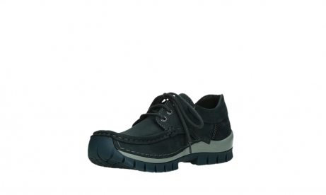 wolky chaussures a lacets 04726 fly winter 50810 nubuck gris bleu_10