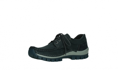 wolky chaussures a lacets 04726 fly winter 50810 nubuck gris bleu_11