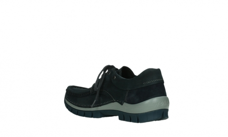 wolky chaussures a lacets 04726 fly winter 50810 nubuck gris bleu_16