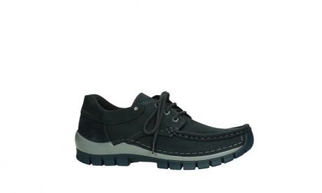 wolky chaussures a lacets 04726 fly winter 50810 nubuck gris bleu_2