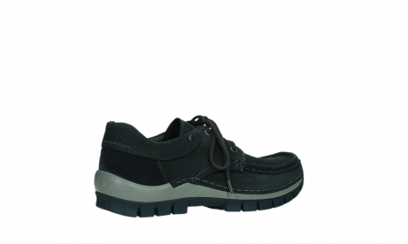 wolky chaussures a lacets 04726 fly winter 50810 nubuck gris bleu_23