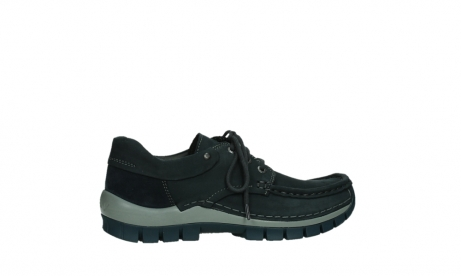 wolky chaussures a lacets 04726 fly winter 50810 nubuck gris bleu_24