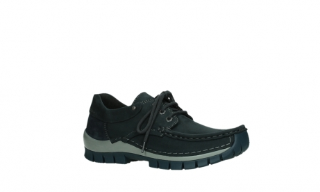 wolky chaussures a lacets 04726 fly winter 50810 nubuck gris bleu_3
