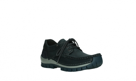 wolky chaussures a lacets 04726 fly winter 50810 nubuck gris bleu_4