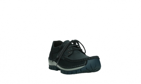 wolky chaussures a lacets 04726 fly winter 50810 nubuck gris bleu_5