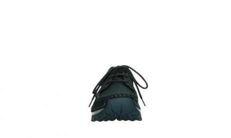 wolky chaussures a lacets 04726 fly winter 50810 nubuck gris bleu_7
