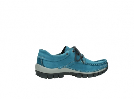 wolky lace up shoes 04726 fly winter 50880 petrol blue oiled leather_12
