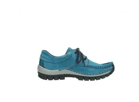 wolky lace up shoes 04726 fly winter 50880 petrol blue oiled leather_13