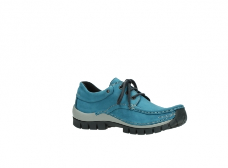 wolky lace up shoes 04726 fly winter 50880 petrol blue oiled leather_15