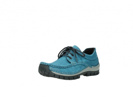 wolky lace up shoes 04726 fly winter 50880 petrol blue oiled leather_22