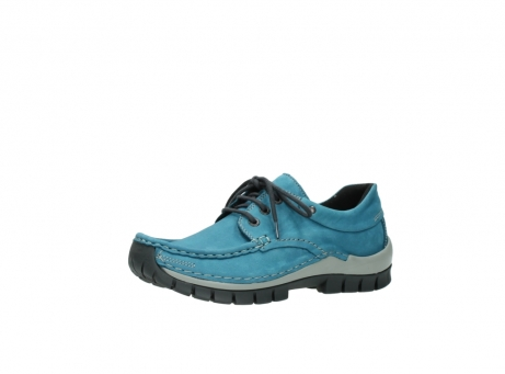 wolky lace up shoes 04726 fly winter 50880 petrol blue oiled leather_23