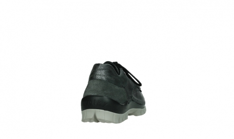 wolky chaussures a lacets 04726 fly winter 81280 cuir gris meacutetal_20