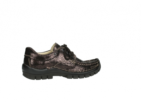wolky chaussures a lacets 04726 fly winter 90300 cuir marron_12
