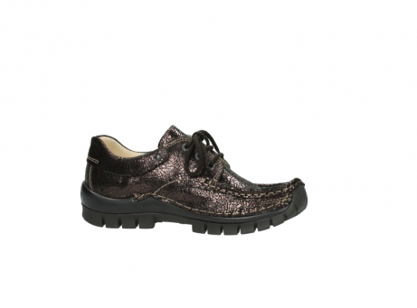 wolky chaussures a lacets 04726 fly winter 90300 cuir marron_14