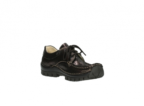 wolky chaussures a lacets 04726 fly winter 90300 cuir marron_16