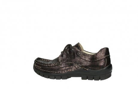 wolky chaussures a lacets 04726 fly winter 90300 cuir marron_2