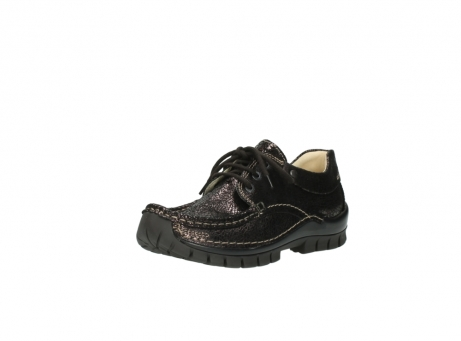 wolky chaussures a lacets 04726 fly winter 90300 cuir marron_22