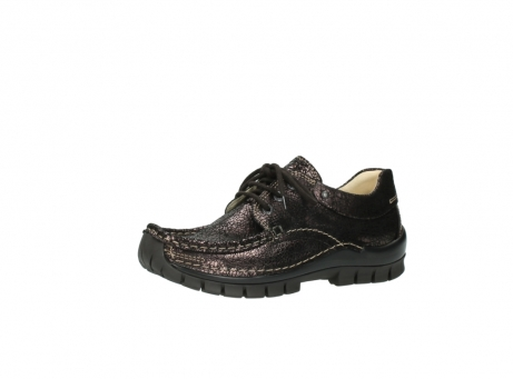 wolky chaussures a lacets 04726 fly winter 90300 cuir marron_23