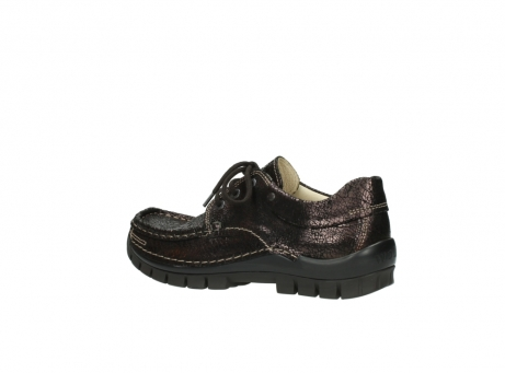 wolky chaussures a lacets 04726 fly winter 90300 cuir marron_3