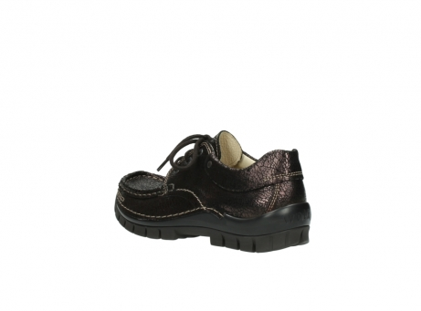 wolky chaussures a lacets 04726 fly winter 90300 cuir marron_4