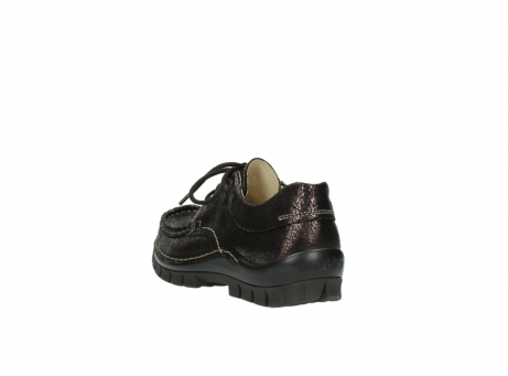 wolky veterschoenen 04726 fly winter 90300 bruin craquele leer_5
