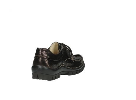 wolky chaussures a lacets 04726 fly winter 90300 cuir marron_9