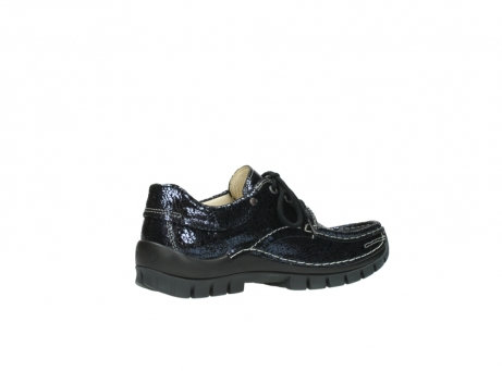 wolky chaussures a lacets 04726 fly winter 90800 cuir bleu_11